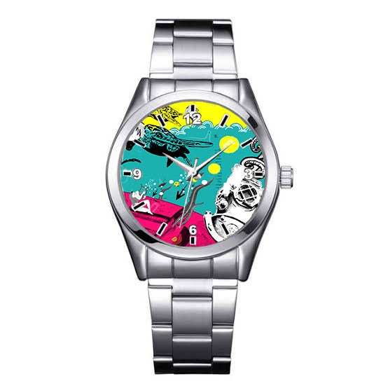 Original Watches - Turtle Shark - (Craft Beer Artwork)