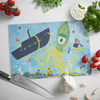 Cutting Board-I Spy With My Little Eye - (Craft Beer Artwork) - joestickel