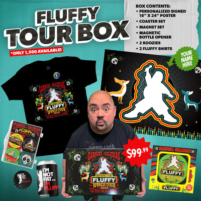 The Fluffy Tour Box
