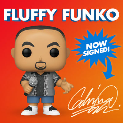 Fluffy Signed Funko