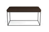 Banquette - Collection Gloire - 45 x 90 x 47 cm - Marron