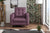 Fauteuil - Collection Emotion - 88 x 96 x 94 - Violet