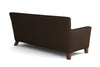 Canapé 3 places - Collection Chic - 180 x 80 x 82 cm - Marron