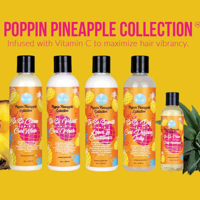 Curls - Poppin Pineapple Collection