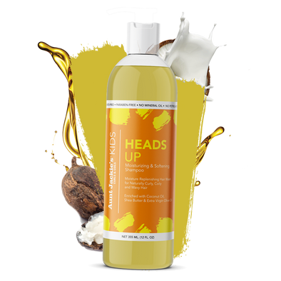 Aunt Jackies Kids - Heads Up Moisturizing & Softening Shampoo