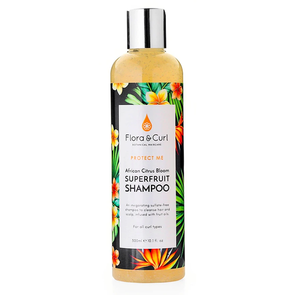 Protect Me African Citrus Superfruit Shampoo (300ml)