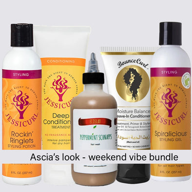 Ascia's Look - Weekend Vibe Bundle