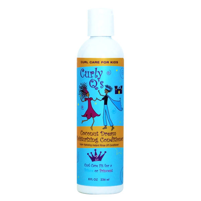 Curly Q's - Coconut Dream Conditioner
