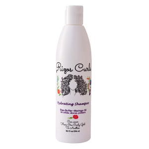 Rizos Curls  Hydrating Shampoo (10fl oz / 296 ml)