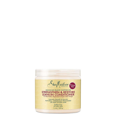 Shea Moisture - JBCO Strengthen & Restore Leave-in Conditioner