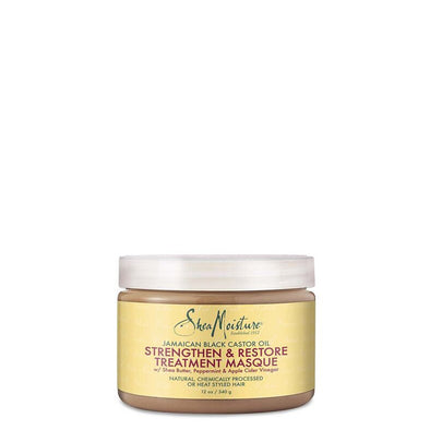 Shea Moisture - JBCO Strengthen & Restore Treatment Masque