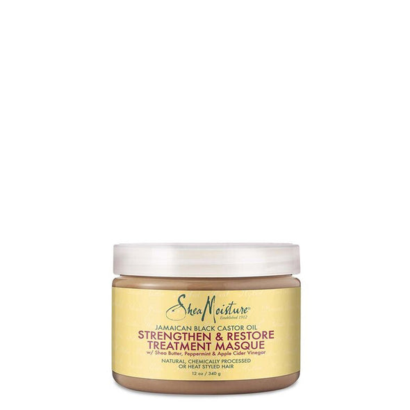 JBCO Strengthen & Restore Treatment Masque - 13oz