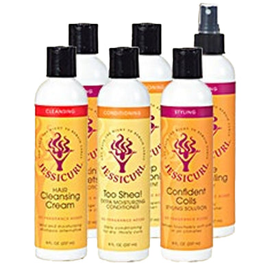 Rich & Radiant Collection - For Curly Hair