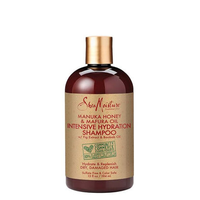 Manuka Honey & Mafura Oil Intensive Hydration Shampoo - 13oz