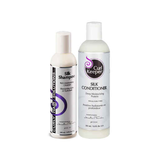 Curl Keeper - Colored Hair Protein Duo