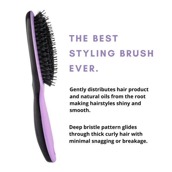 Curl Keeper - Styling Brush