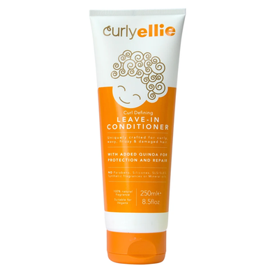 Curly Ellie - Curl Defining Leave In Conditioner