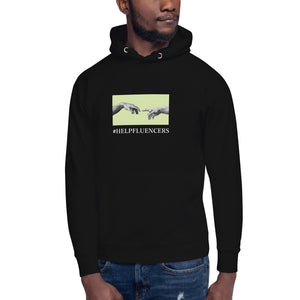 Pop Helpfluencers Unisex Hoodie