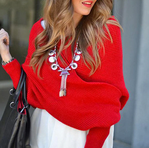 Womens Scarf With Sleeves