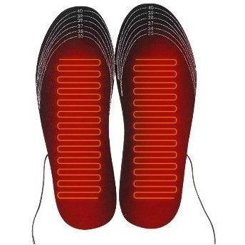 Chargeable Heated Insoles - Sunny Central