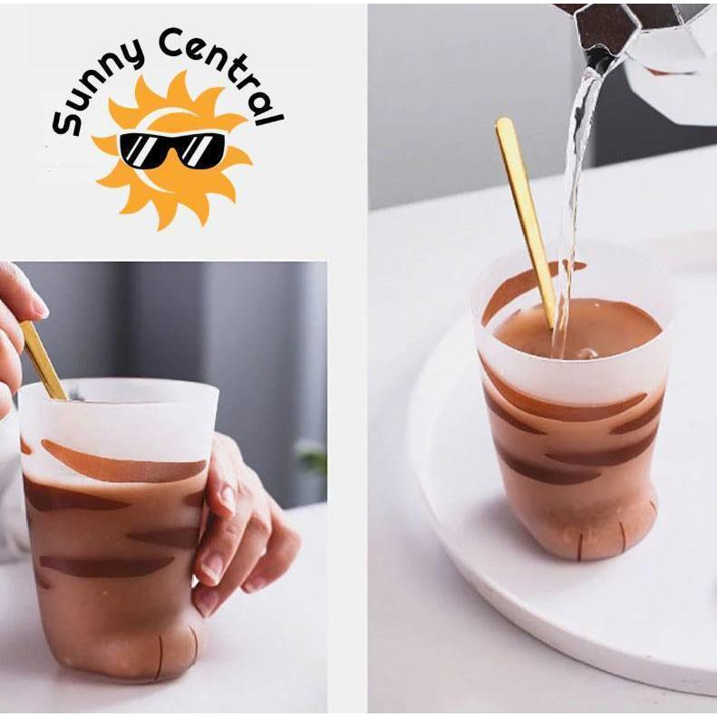 KittyTumbler - Cute Cat Paw Cup - Sunny Central
