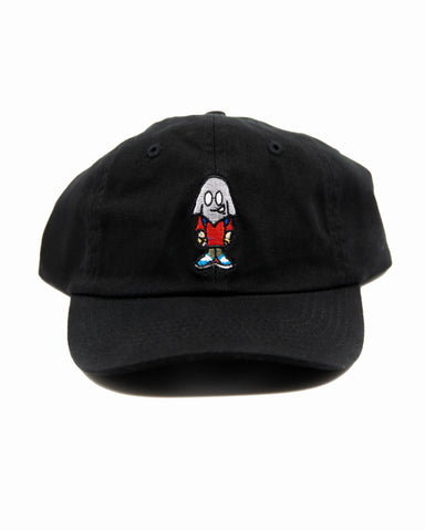 "c. ""THE COOL KID"" Kids Dad Hat"