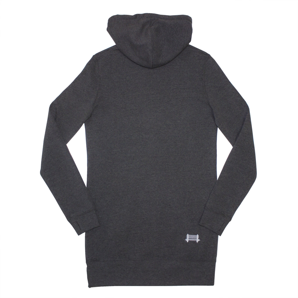 i. Women Midnight Hoodie Dress