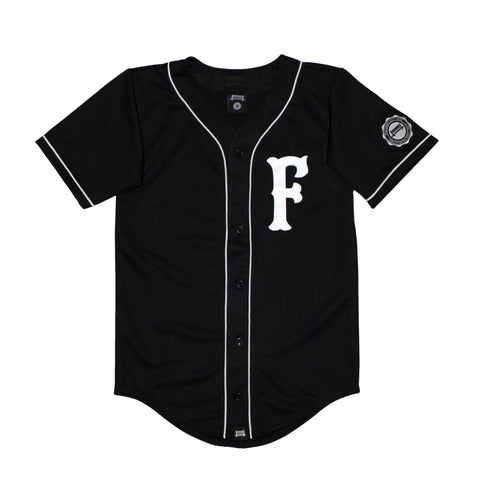b. Slim Fit Men MVP Baseball Jersey