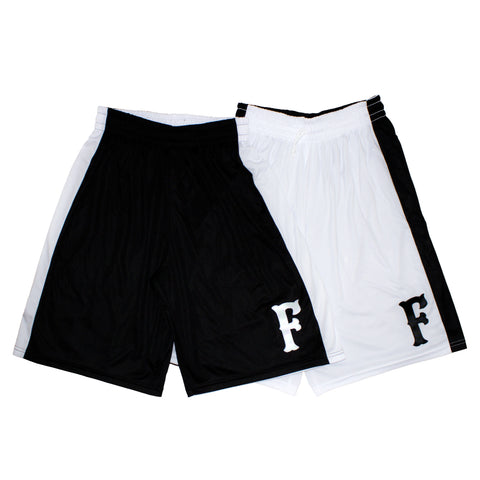 b. Street League Reversible Basketball Shorts