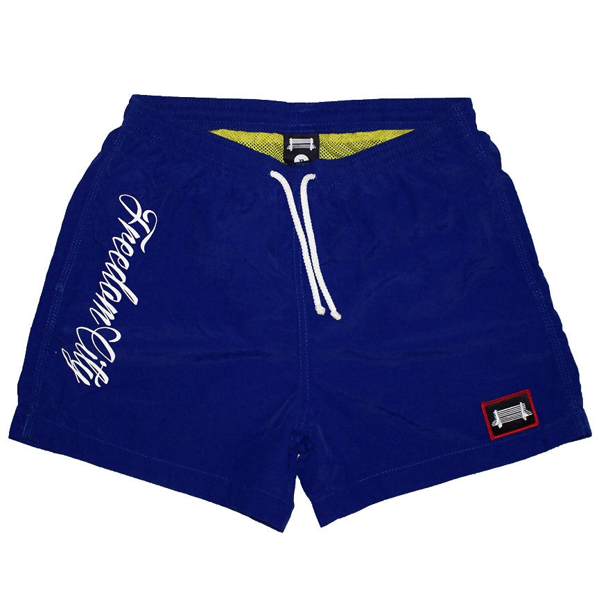 p. Freedom City Royal/White Trunks