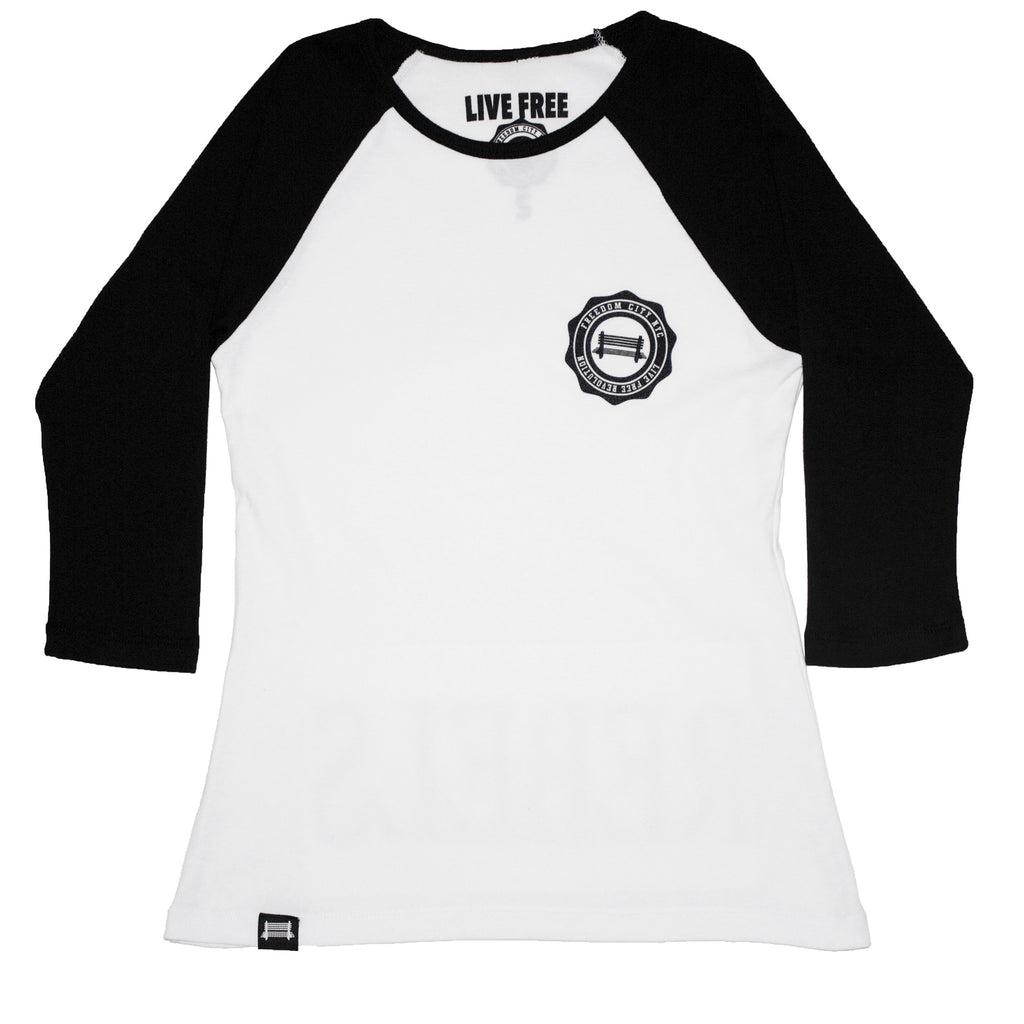 x. Women Baseball T-shirt