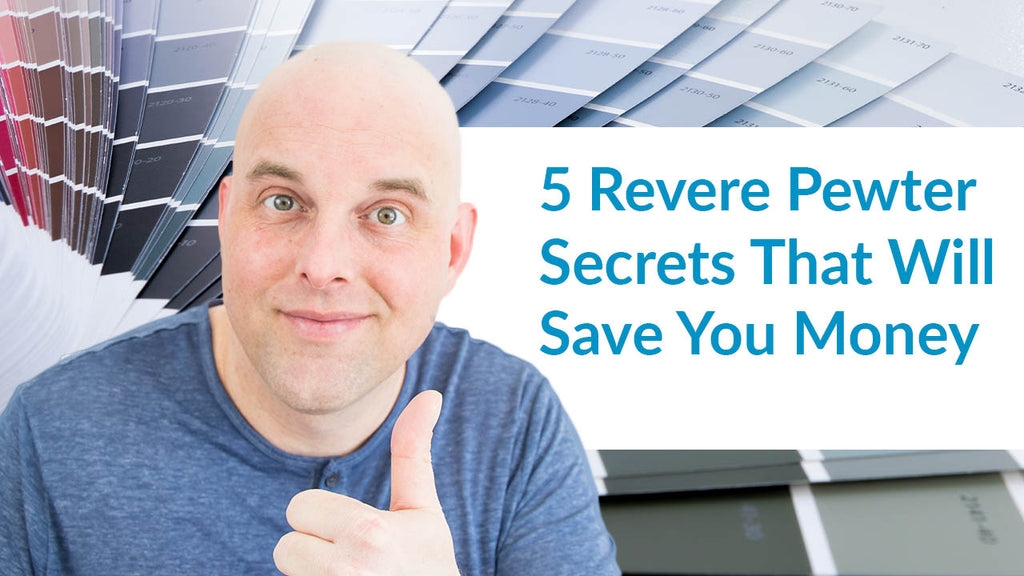 This is a video picture talking about 5 Revere Pewter Secrets That Will Save You Money