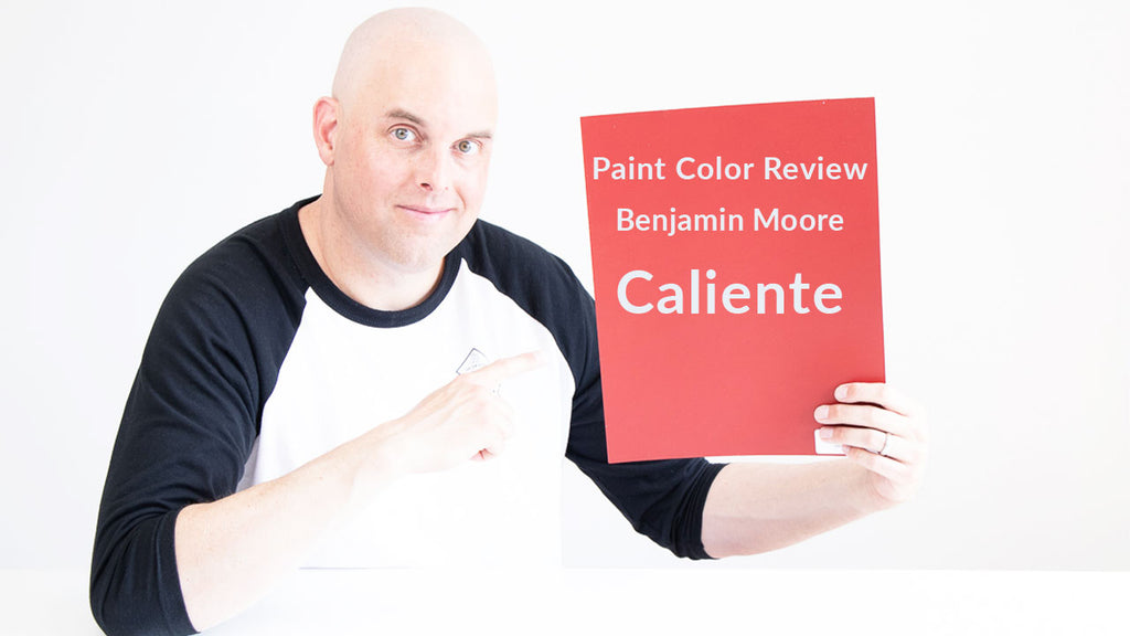 Benjamin Moore Caliente Color Review