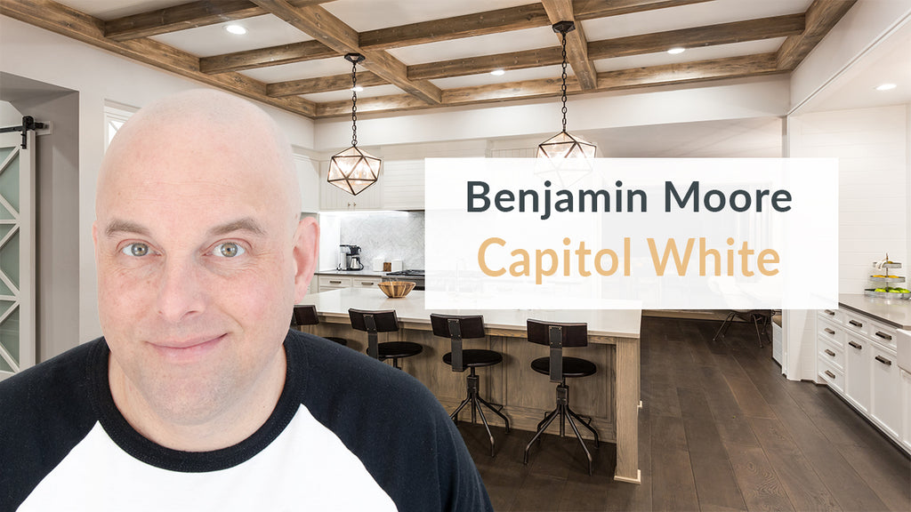 Benjamin Moore Capitol White Color Review