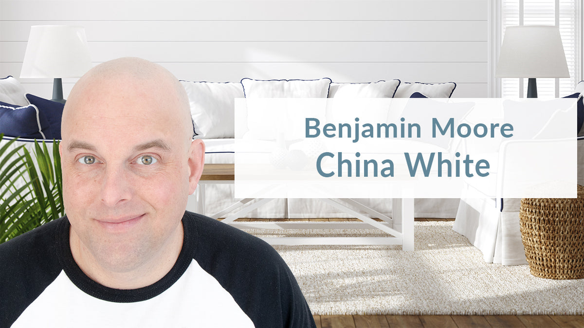 Benjamin Moore China White Color Review by Jacob Owens