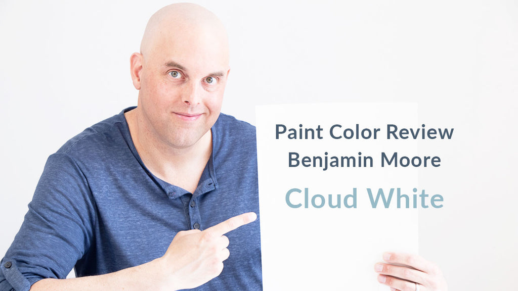 Benjamin Moore Cloud White Color Review
