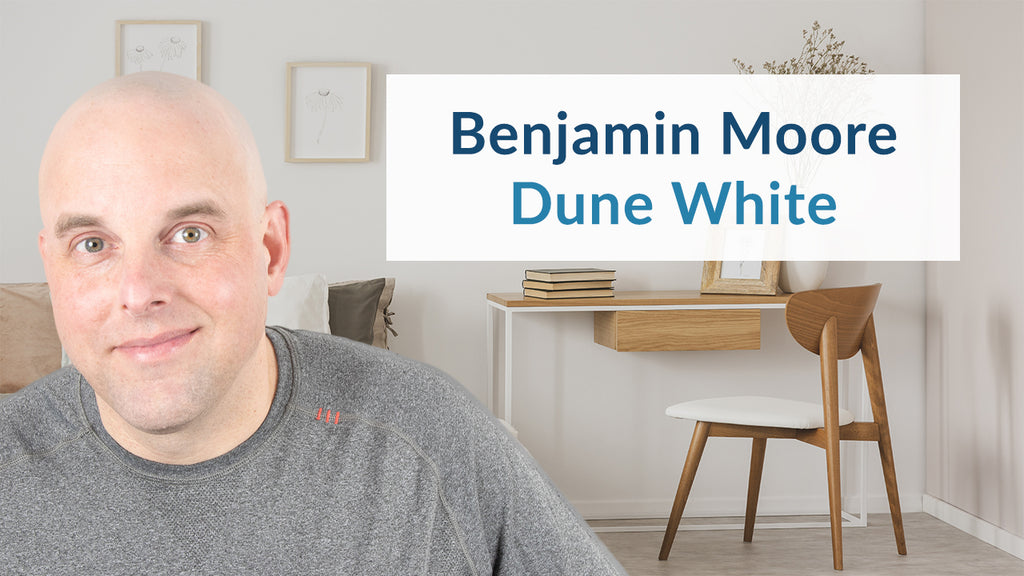 Benjamin Moore Dune White Color Review