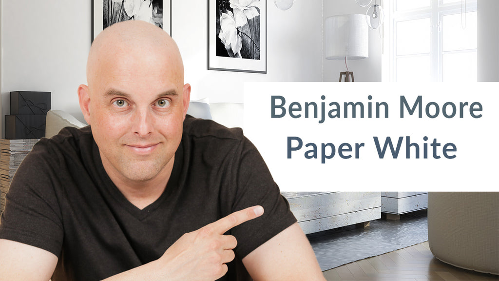 Benjamin Moore Paper White Color Review