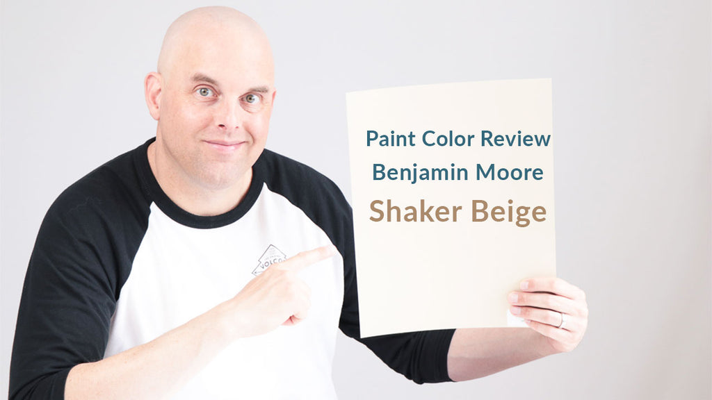 Benjamin Moore Shaker Beige Color Review