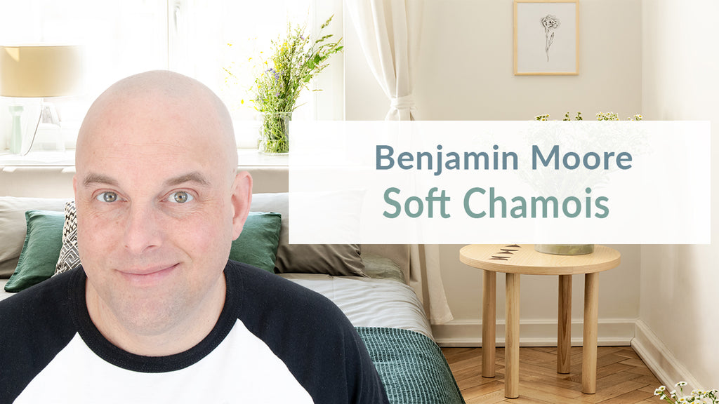 Benjamin Moore Soft Chamois Color Review