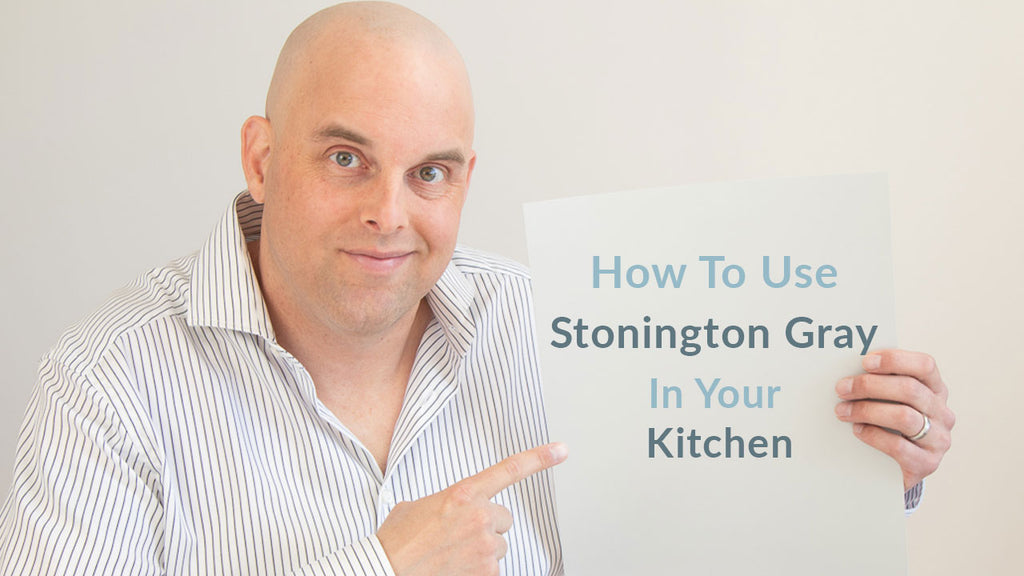 How To Use Benjamin Moore Stonington Gray In Your Kitchen