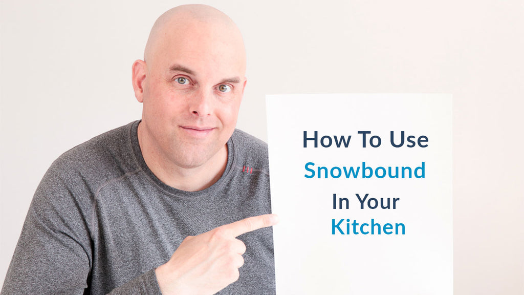 How To Use Sherwin Williams Snowbound In Your Kitchen