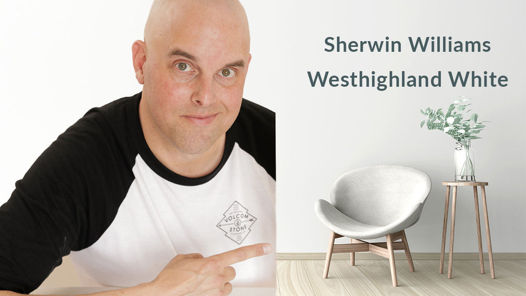 Sherwin Williams Westhighland White Color Review