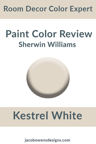 Sherwin Williams Kestrel White Color Review