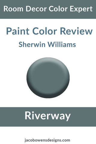 Sherwin Williams Riverway Color Review