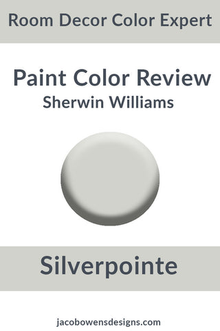Sherwin Williams Silverpointe Color Review