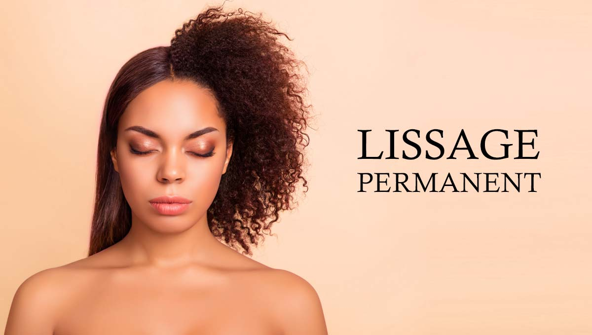 Lissage Permanent Cheveux Afro