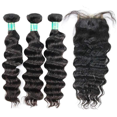 Coiffure Tissage Loose Wave | Brazilian Hair Shop