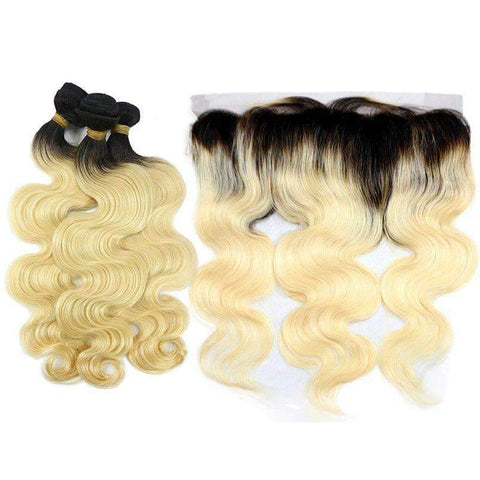 Tissage Cheveux Blond | Brazilian Hair Shop