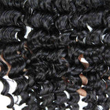 Closure Tissage Bouclé Détails | Brazilian Hair Shop